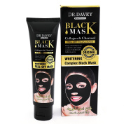 Essy Beauty blackhead remover Charcoal Facial Peel-off Mask with Collagen and Charcoal
