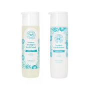 The Honest Company Shampoo & Conditioner Set, Fragrance Free