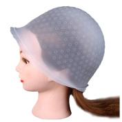 Hair Colouring Dye Cap Kit, Inkach Professional Salon Reusable Hair Colouring Highlighting Dye Cap Hat Hook Frosting Tipping