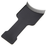 Hair Colouring Balayage Board, Inkach Professional Hairdressing Pick Colour Board Tool