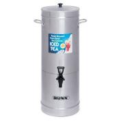 Bunn 18.9l Iced Tea Dispenser w/ S/S Lid and Side Handles