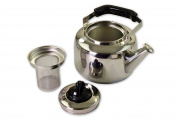Tea Kettle Premium Stainless Steel Teapot With Tea Filter,Tea Strainer Infuser Mirror Finish (1.5 Litre) By Anmig Kitchen