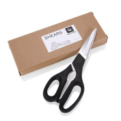 Heavy Duty Kitchen Shears Premium Multi Purpose Scissors