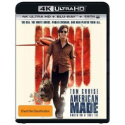 American Made  [Region B] [Blu-ray]