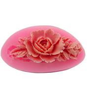 Mr.S Shop 3D Rose Flower Silicone Mould