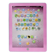 Multi-functional Child Touch Type Tablet,English Learning Machine,Kid Gift,By Gbell