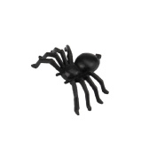 Plastic Spider Trick Toy Party Halloween Haunted House Prop Decor ,By Gbell