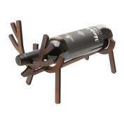 WoodArt Wine Rack / Cellar / Storage- Free Standing, No Assembly Required