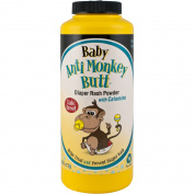 Anti Monkey Butt Baby Powder, 180ml