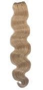 SEUEYD Brazilian Virgin Human Hair 16# Body Wave 1 Bundle Remy Human Hair Extensions Hair - 100g/pc,41cm