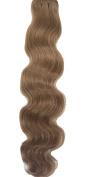 SEUEYD Brazilian Virgin Human Hair 10# Body Wave 1 Bundle Remy Human Hair Extensions Hair - 100g/pc,41cm