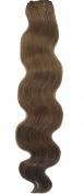 SEUEYD Brazilian Virgin Human Hair 8# Body Wave 1 Bundle Remy Human Hair Extensions Hair - 100g/pc,41cm .