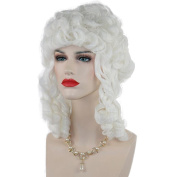 Gracefulvara Christmas Party Lady Wig, Costume Party Prop