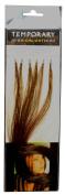 BROWN TEMPORARY HAIR HIGHLIGHTS