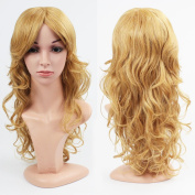 Wendy Hair Women Full Hair Wig Long Curly Wave Hair Heat Resistant Wigs for Cosplay, Party, Costume, Halloween, Daily With Free Wig Cap