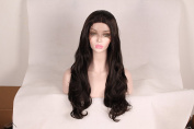 New change 250% density Lace Front Synthetic Hair Wigs New Style Body Wave 25 With Baby Hair Hand Tied Cap Heat Resistant Glueless Wig For All Skin Women