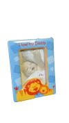 Gund Hugs and Kisses I Love Daddy Photo Frame