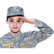 Child's Army Patrol Costume Hat
