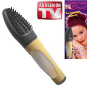 Hair Colouring Brush with Hair Dye Reservoir in Handle