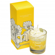 Piped Candle by Bomb Cosmetics Lemon Drop