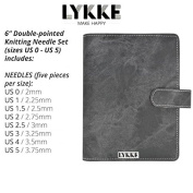 Lykke Double Pointed Needles Gift Sets