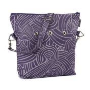 Yarn Pop Totable Knitting Bag - Sea Foam