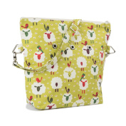 Yarn Pop Totable Knitting Bag - Sheep & Bird