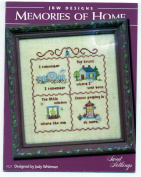 Memories of Home JBW Designs cross stitch pattern