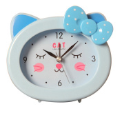S.W.H Kids /Teenagers /Girls Cat Alarm Clock Sleep Trainer