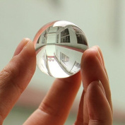 Crystal Ball Sphere,Asian Quartz White Crystal Ball By Sunshine D Transparent Clear Natural Healing Ball Sphere