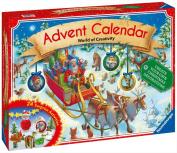 Ravensburger Advent Calendar-Create Your Own Christmas Decorations