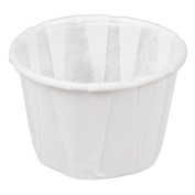 Paper Souffle / Medicine / Portion Cup by MT Products - (Pack of 350)