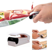 BephaMart Mini Portable Handy Plastic Bag Sealer Sealing Machine Shipped and Sold by BephaMart