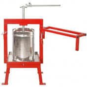 Maximizer Fruit Press 36 Litre-GSAM + Stainless Basket