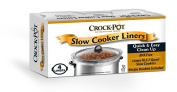Crock Pot Slow Cooker Liners, 24 Liners