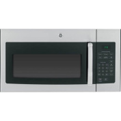 GE JVM3160RFSS Over-the-Range Microwave Oven, 0.05cbm, Stainless Steel Finish