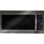 0.06cbm 1200W Countertop Microwave Oven with TrueCook Plus and EasyClean Interior, Black Stainless Steel