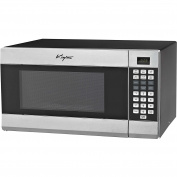 Keyton K-1.1SSMICROWAVE Microwave Oven with 6 Instant Cooking Settings & 10 Power Levels, Stainless Steel