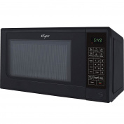 Keyton K-0.7MICROWAVEBLK Microwave Oven with 6 Instant Cooking Settings & 10 Power Levels and A Digital Display, Black