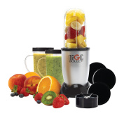 Magic Bullet (Silver) Blender/Mixer, 11-piece Set