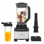 VAVA Smoothie Blender, Professional Blender for Shakes and Smoothies 1200W 10-in-1 Countertop Blenders Juicer Self-Clean BPA Free with 590ml Tritan Personal Blender Cup [FDA Approved]