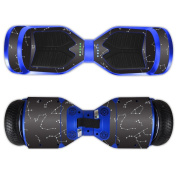 Skin For Swagtron T3 Hover Board – Constellations | MightySkins Protective, Durable, and Unique Vinyl Decal wrap cover | Easy To Apply, Remove, and Change Styles | Made in the USA