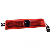 rear view camera 15m in 3rd brake light including cable for VW Caddy