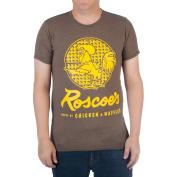 Big Men's Roscoe's Chicken n Waffles Cotton Graphic Tee