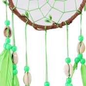 Handfly Dream Catcher Wall Hanging Decoration Feather Dreamcatcher for car mirror Gift