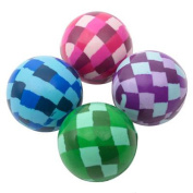 "43mm (1.7"") Pixel Hi-Bounce Ball, Assorted colours. One dozen."
