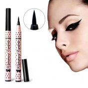 DWDEyeliner Pen Makeup Cosmetic Black Pink Liquid Eye Liner Pencil Make Up Tool
