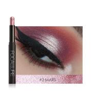 Baomabao Eyeshadow Pencil Cosmetic Glitter Eye Shadow Pen Beauty Pro Highlighter