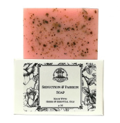Seduction & Passion Shea Herbal Soap Handmade for Attraction & Sex Appeal Wiccan Pagan Hoodoo Voodoo