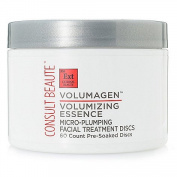 Consult Beaute Volumagen Volumizing Essence Facial Treatment Discs 60 Count